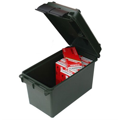 MTM 50 Caliber Ammo Can-Forest Green