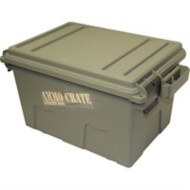 """Ammo Crate 17.2 x 10.7 x 9.2"""" Army Green"""