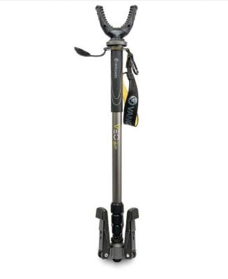 Vangard VEO Shooting Stick With Folding Tri Stand & Pan Tilt