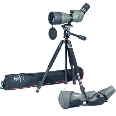 Vangaurd Endeavor 80A Spotting Scope and Alta+ 233AO Tripod Package