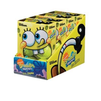 Wilson SpongeBob Golf Balls