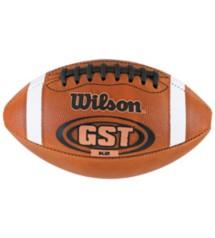Wilson GST Game Ball Football