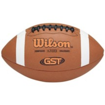 Wilson Official GST Composite 1780 Football