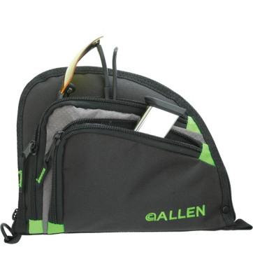 Allen Auto-Fit 2-Pocket Pistol Case