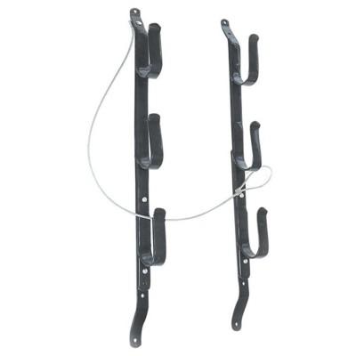 Allen Three Gun Locking Vehicle Rack