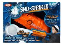 Ideal Snow Striker Snowball Launcher