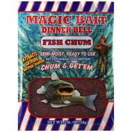 Magic Bait Dinner Bell Fish Chum 2 Lb