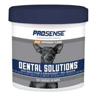 Pro-Sense Plus Dental Solution Wipes 90 Count