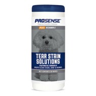Pro-Sense Plus Tear Stain Solution Wipes 50 Count