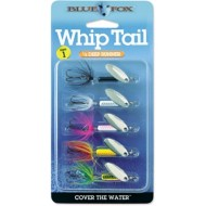 Blue Fox Whip Tail 5 Piece Kit
