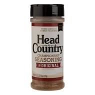 Head Country The Original Championship Seasoning