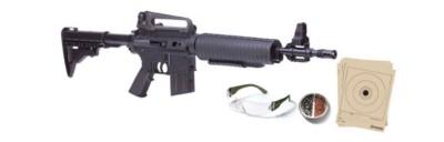 Crosman M4-177 Air Rifle Kit