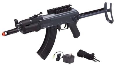 Crosman Game Face GF76 AEG Airsoft Rifle' data-lgimg='{
