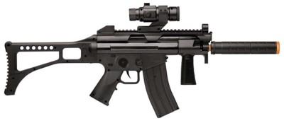 Crosman Pulse R91 Tactical AEG Airsoft Rifle' data-lgimg='{