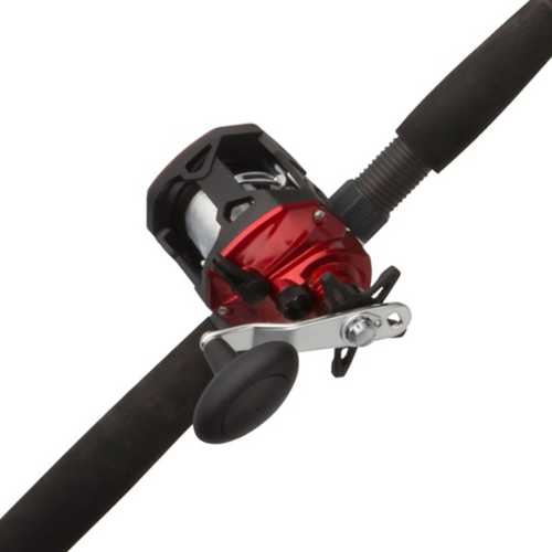 Berkley Big Game Baitcast Spinning Combo