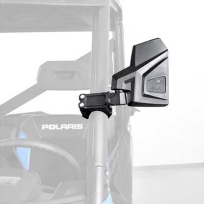 Kolpin Universal UTV Quick-Attach Side Mirrors Pair