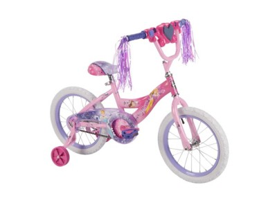"Huffy 16"" Disney Princess with Magic Mirror Bike"
