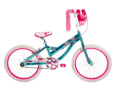 "Huffy 20"" 2018 Jazzmin Metaloid Bike"