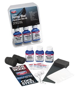 Birchwood Casey Complete Perma Blue Liquid Kit