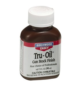 Birchwood Casey Tru Oil Stock Finish
