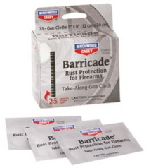 Barricade Rust Prevention Wipes