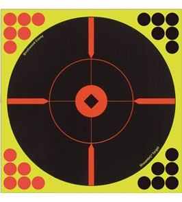 "Birchwood Casey Shoot-N-C Self-Adhesive 12"" Target 5 Pack"