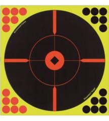 Shoot-N-C Self-Adhesive 12-Inch Targets