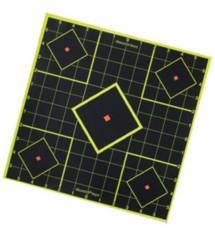 Shoot-N-C Self-Adhesive 8-Inch Targets