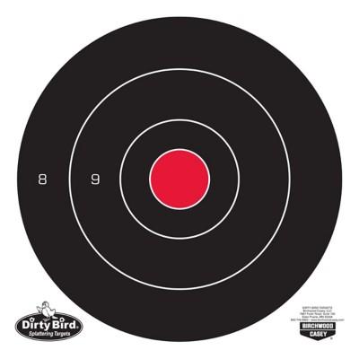 "Birchwood Casey Dirty Bird 8"" Round Target 25 Pack"