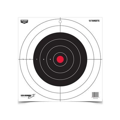 "Birchwood Casey Paper 12"" Round Target 13 Pack"