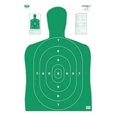 "Birchwood Casey Eze-Scorer 23""x35"" BC27 Green Target 5 Pack"