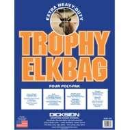 Deluxe Western Sportsman's Trophy Elk Bag