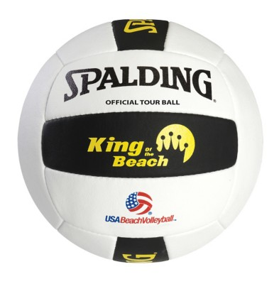 Spalding King Of The Beach Volleyball' data-lgimg='{