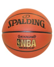 Spalding NBA NeverFlat Basketball Official Size