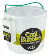 Marine Metal Products Cool Bubbles Aerated Bait Container