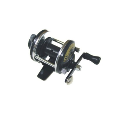 HT Enterprises Deluxe Mini Baitcast Ice Fishing Reel