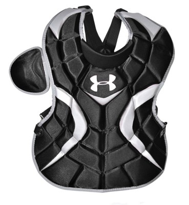 Youth Under Armour Pro Catcher's Chest Protector' data-lgimg='{