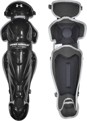 Youth Under Armour Professional Leg Guards' data-lgimg='{