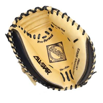Adult All-Star Pro Advanced Catchers Mitt' data-lgimg='{