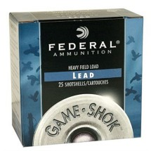 "Federal Game Shok Hi Brass 410 3"" 11/16oz #5 25/bx"