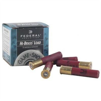 Federal Game Shok Hi Brass 410 3