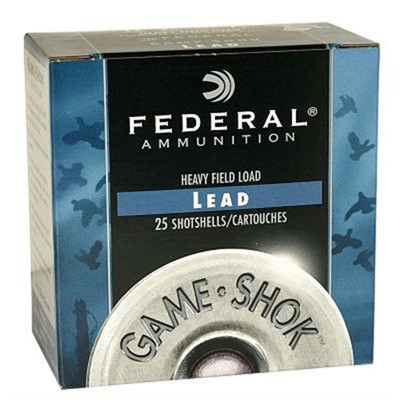 "Federal Game Shok Hi Brass 410 3"" 11/16oz #7.5 25/bx"
