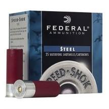 "Federal Speed Shok Heavy HV Steel 12ga 3"" 1-1/4oz #2 25/bx"