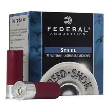 "Federal Speed Shok Heavy HV Steel 12ga 2.75"" 1-1/8oz #BB 25/"