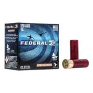 "Federal Speed Shok HV Steel 12ga 3"" 1-1/8oz #BB 25/bx"