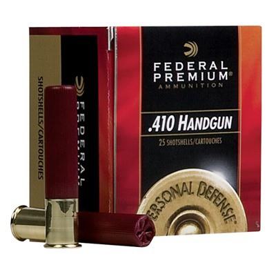 "Federal Personal Defense 410 2.5"" #000B 20/bx"