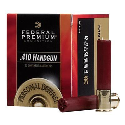 Federal Premium Personal Defense 410 2.5
