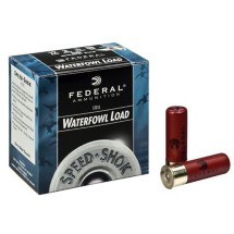 "Federal Speed Shok HV Steel 12ga 3.5"" 1-3/8oz #BBB 25/bx"