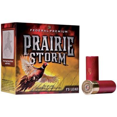 Federal Prairie Storm FS Lead 12ga 3