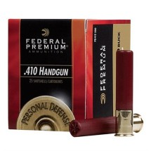 "Federal Personal Defense  410 3"" 9 Pel #4B 20/bx"